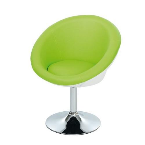 2-farbiger Lounge Sessel / Cocktailsessel