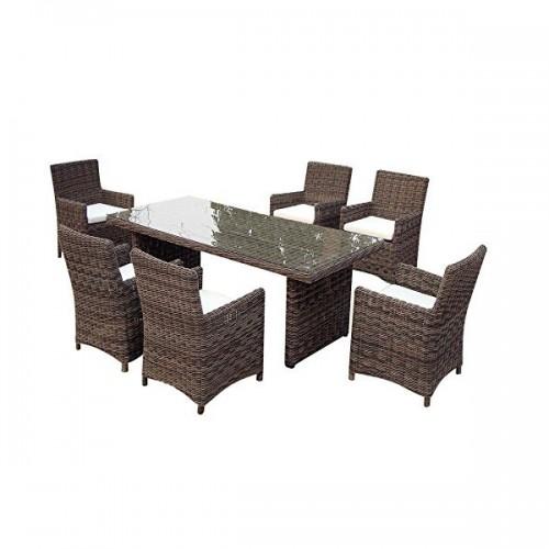 Baidani Gartenmöbel-Set