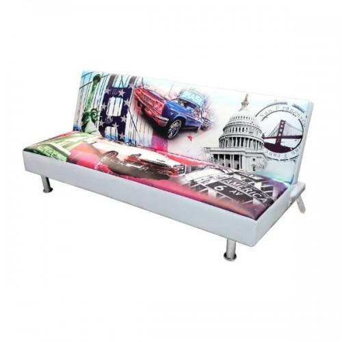 Moderne Schlafcouch für Kinderzimmer