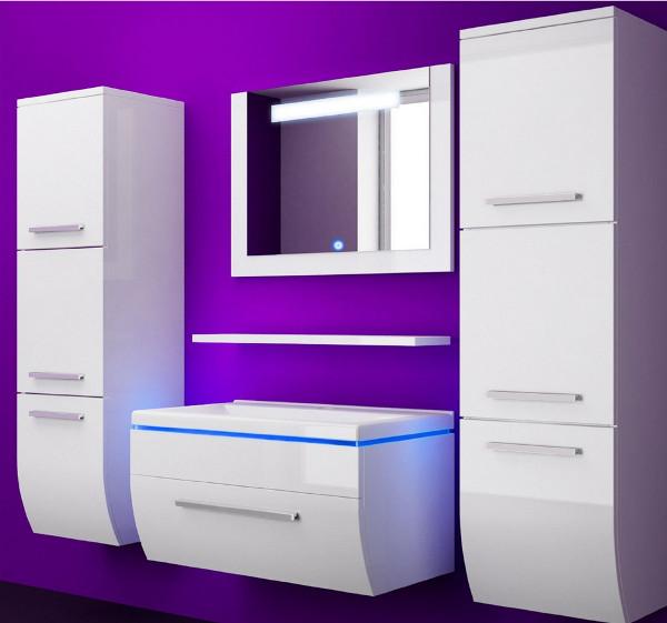 Badezimmermöbel Komplett-Set